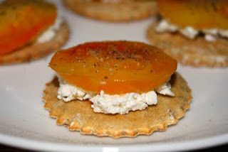 Ras el Hanout Spiced Crackers